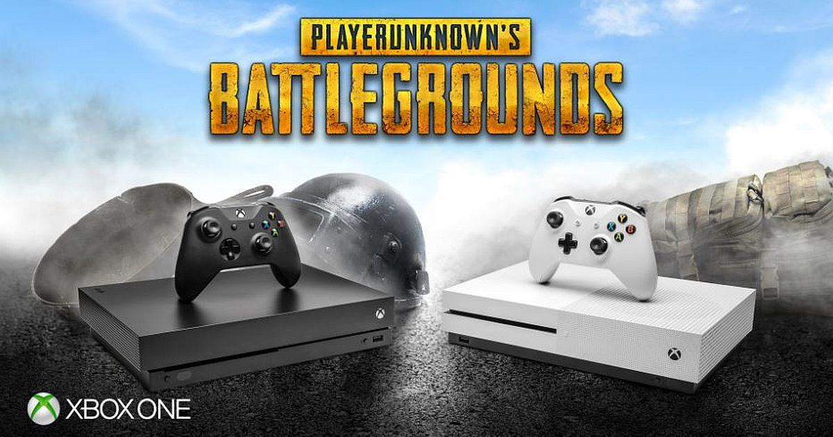 Download PUBG for Xbox One